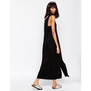 🌷ASOS Maxi Dress With Drape Back🌷